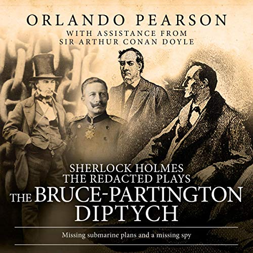 The Bruce-Partington Diptych cover art