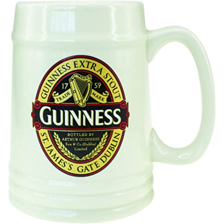 Guinness Green Collection Solid Green Tankard