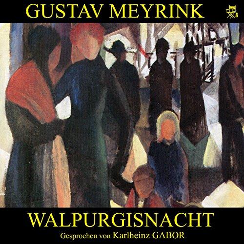 Walpurgisnacht audiobook cover art