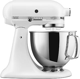 KitchenAid RRK150FW 5 Qt. Artisan Series - Matte White (Renewed)