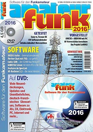 Software für den Amateurfunk 2016