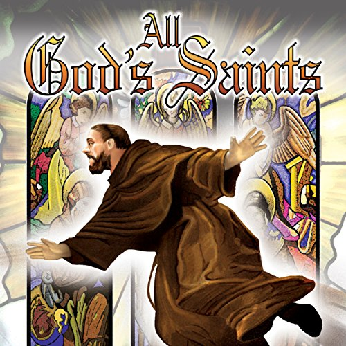 All God's Saints audiobook cover art