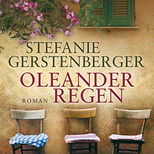 Oleanderregen audiobook cover art