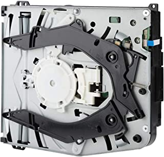 Diyeeni Consola de Juegos Profesional Kit de Reemplazo Compatible con Unidad de CD para PS4 Slim KEM-490
