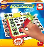 Educa Borrás - The Monster Machines Conector Junior Blaze, Juego Educativo (16994)