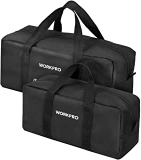 WORKPRO W003506A 2-Pack Tool Bag Set