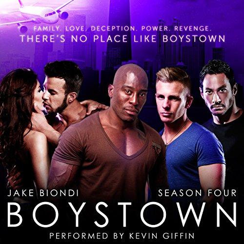 Boystown: Season Four audiobook cover art