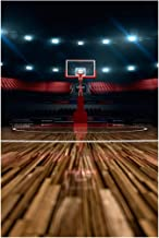 Basketball Court Background Indoor Photography Backdrop Sports Club Studio Photo Backdrop Props 5x7ft Room Photo Background BT019