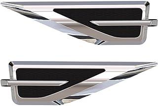 Autographix Car Vents, Sports Styling, Sticker Decoration Chrome Clift
