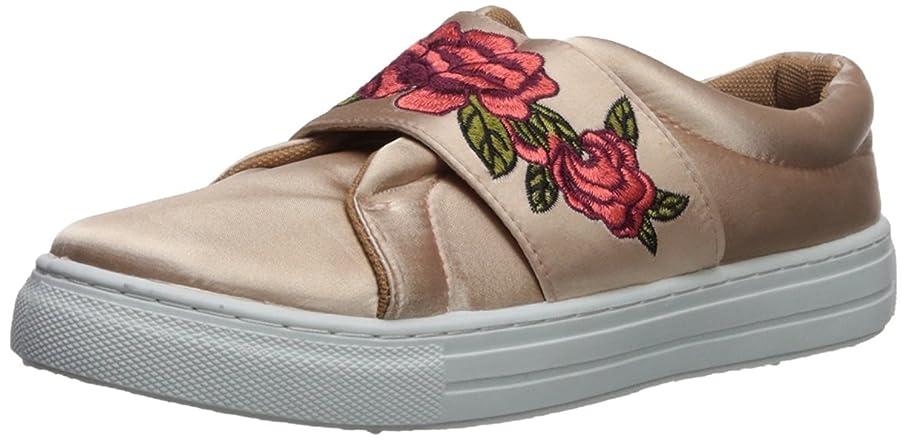 噛む天使熟考する[Qupid] Women's Reba-171C Sneaker [並行輸入品]