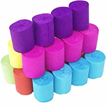 Best crepe paper streamer crafts Reviews