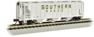 Bachmann Industries PS-2 Southern Three-Bay Covered Hopper Vehicle (N Scale)
