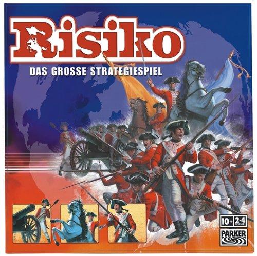 Hasbro - Parker 14575100 - Risiko Classic, Das groe Strategiespiel