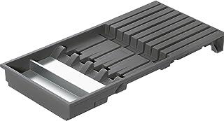 Blum 9809820 Ambia-Line ZC7M0200 - Soporte para cuchillos, color gris
