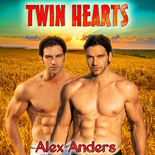 Twin Hearts audiobook cover art