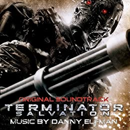 Terminator salvation 2009 soundtracks imdb terminator salvation original soundtrack cover thecheapjerseys Image collections
