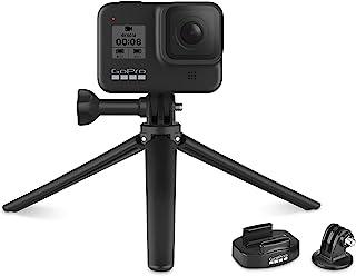 GoPro ABQRT-002 - Trípode para Cámara GoPro + Adaptadores para Trípode Estándar Color Negro