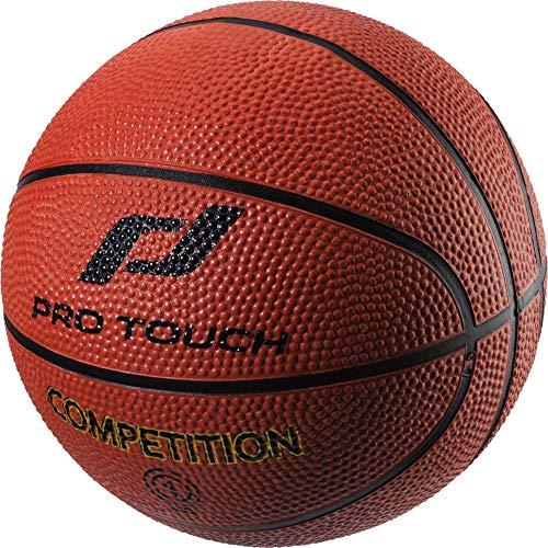 Pro Touch Mini Ballon de Basket-Ball pour Enfant, Marron, Taille Unique