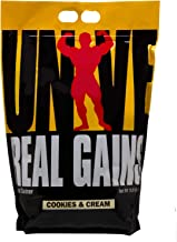 Universal Nutrition Cookies and Cream Real Gains Supplement 4800 g