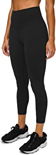 Lululemon Align II Stretchy Yoga Pants - High-Waisted Design, 25 Inch Inseam