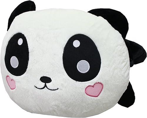 PIDAK SHOP Plüsch Panda Kawaii Open Mouth 60cm Cosplay