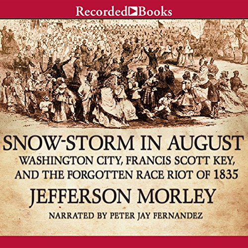 Snow-Storm in August  By  cover art