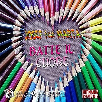 Batte il cuore (feat. Martha) [Hit mania estate 2015]