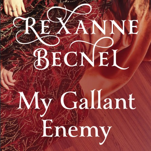 My Gallant Enemy audiobook cover art