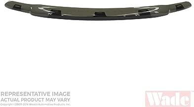 Westin Wade 72-93102 Smoke Tint Platinum Bug Shield