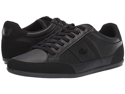 Lacoste Chaymon 419 1 (Black/Black) Men
