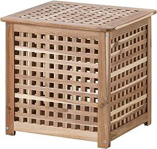 HOL Side Table, Acacia