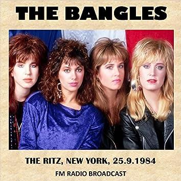 Live at the Ritz, New York, 1984 (FM Radio Broadcast)