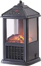 RJJ JJR Chauffage d'hiver, Parasol Chauffant avec Thermostat à Distance controlAutomatic extérieur radiateur électrique he...