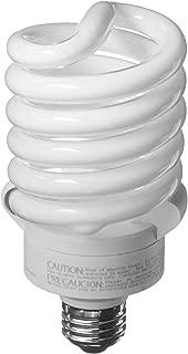 TCP 150 Watt Equivalent Single-Pack, CFL Spiral Light Bulb, Non-Dimmable Daylight 4894250k