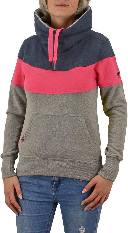 Alife and Kickin Damen Sweatshirt Sunshine A