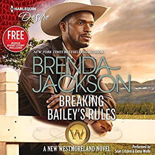 Breaking Bailey's Rules audiobook cover art