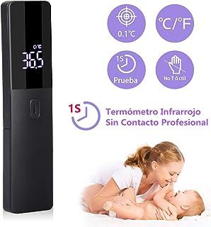 Termómetro Infrarrojo, AGM Termómetro de Frente y Muñeca