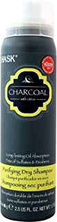 Hask Charcoal Purifying Dry Shampoo, 75 ml