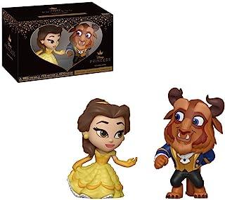 Funko Mystery Minis: Disney Beauty & The Beast Beast Royal Romance, One Random Mystery Action Figure - 36525