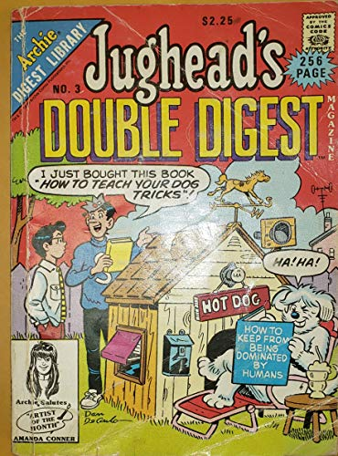Jughead's DOUBLE DIGEST #3 (The Archie Digest Library, No. 3)