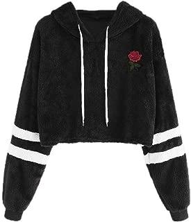 iYBUIA 2018 New Rose Printed Women Long Sleeve Thin Skinsuits Hooded Zip Floral Pockets Sport Coat