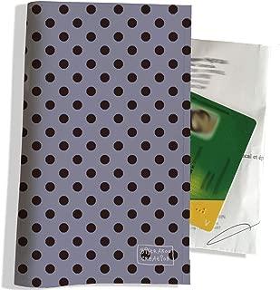 Pochette /à ordonnances zipp/ée pour femme range ordonnances Motif Marini/ère multicolore R/éf Porte ordonnances avec fermeture par zip pour femme 701