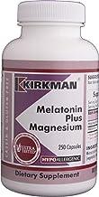 Melatonin Plus Magnesium Capsules - Hypo - 250 Capsules