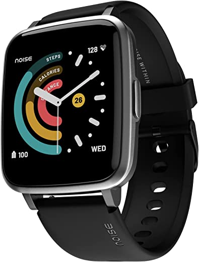 Noise ColorFit Pulse Spo2 Smart Watch with 10 days battery life, 60+ Watch Faces, 1.4