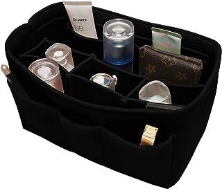 Purse Organizer Insert Felt Bag organizer for Women's Handbag Fit LV Speedy Neverfull Longchamp Tote 5 Sizes 7 Colors