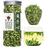 Plant Gift Dried Lotus Plumule, ( Plumule loto seco ) Lotus Core hierbas secas a granel, Salud Tea y Natural Lotus semilla de Lotus del Núcleo, Flor de hierbas de China Chinese 100G / 3.5oz
