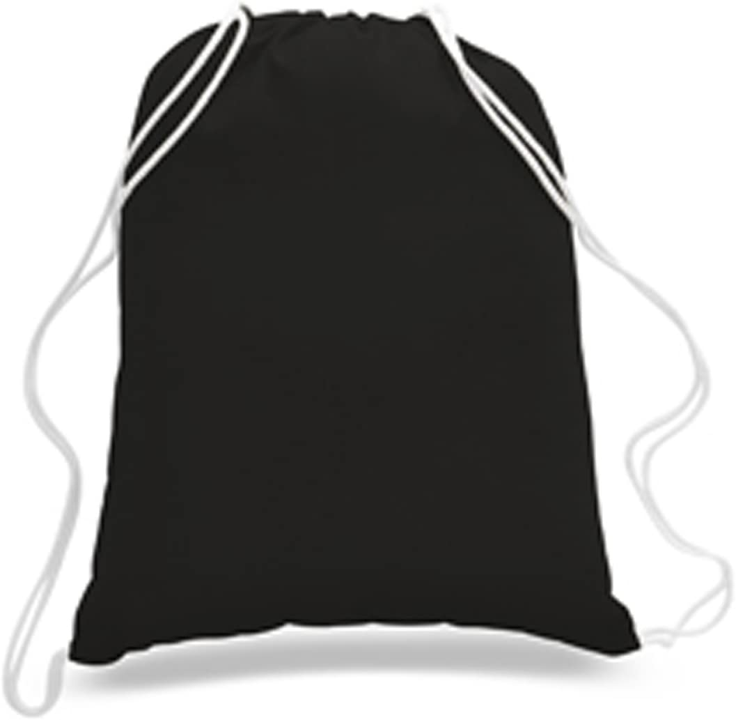 PACK OF 12 Budget Friendly Wholesale Manufacturer direct delivery Bags Cotton Drawstring Spasm price 100%