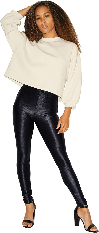 American Apparel Women's Flex 3/4 Balloon Sleeve Top