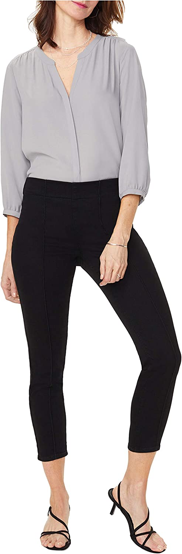 NYDJ Women's Petite Skinny Ankle Pull-on Jeans