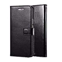 Plus Vintage Leather Magnetic Flip Cover Wallet Back Cover Case